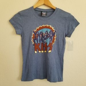 NWT Kiss Graphic Band T Shirt Medium